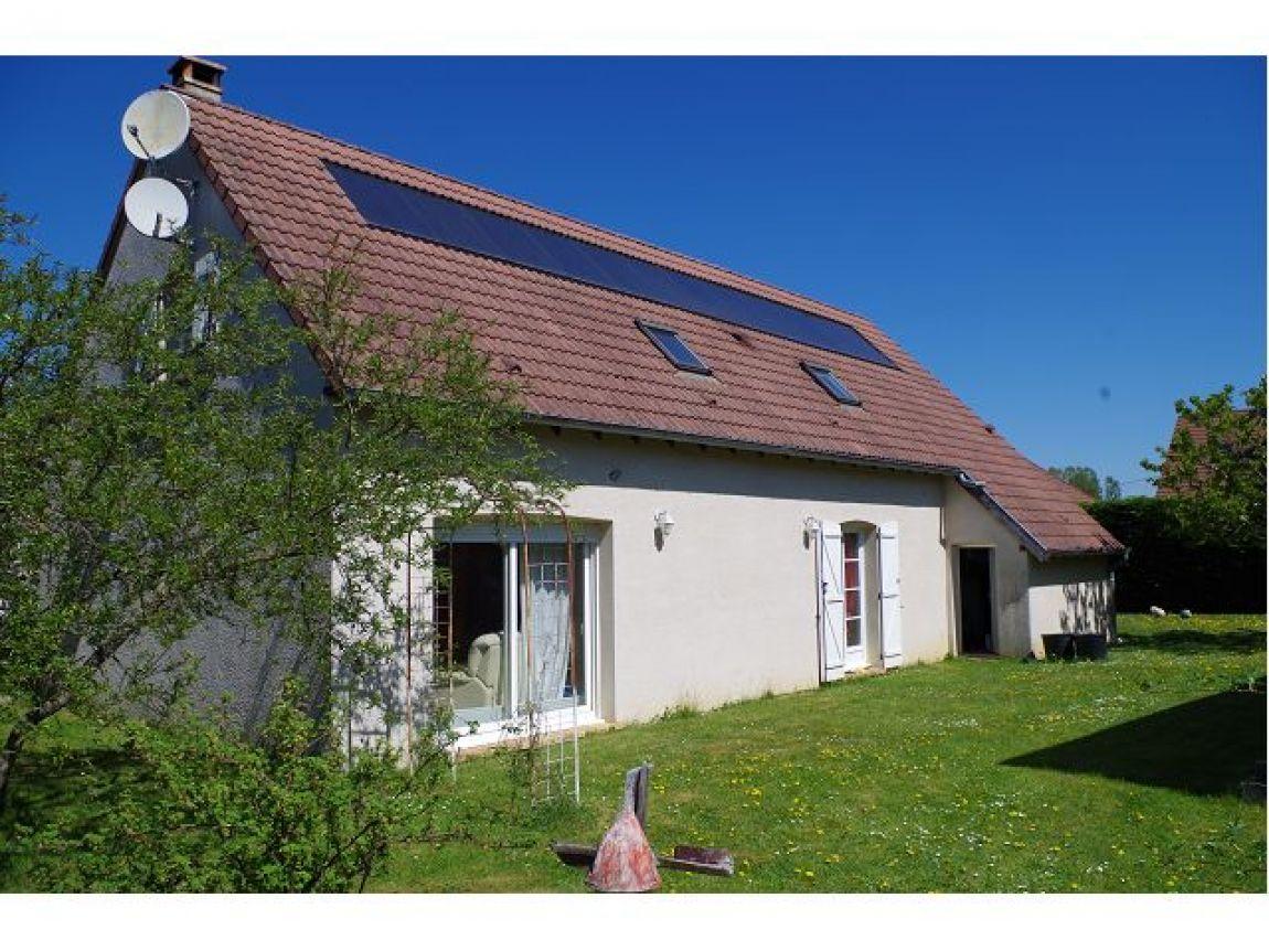 Vente maison longchamp 21110 proche genlis for Vente maison par agence