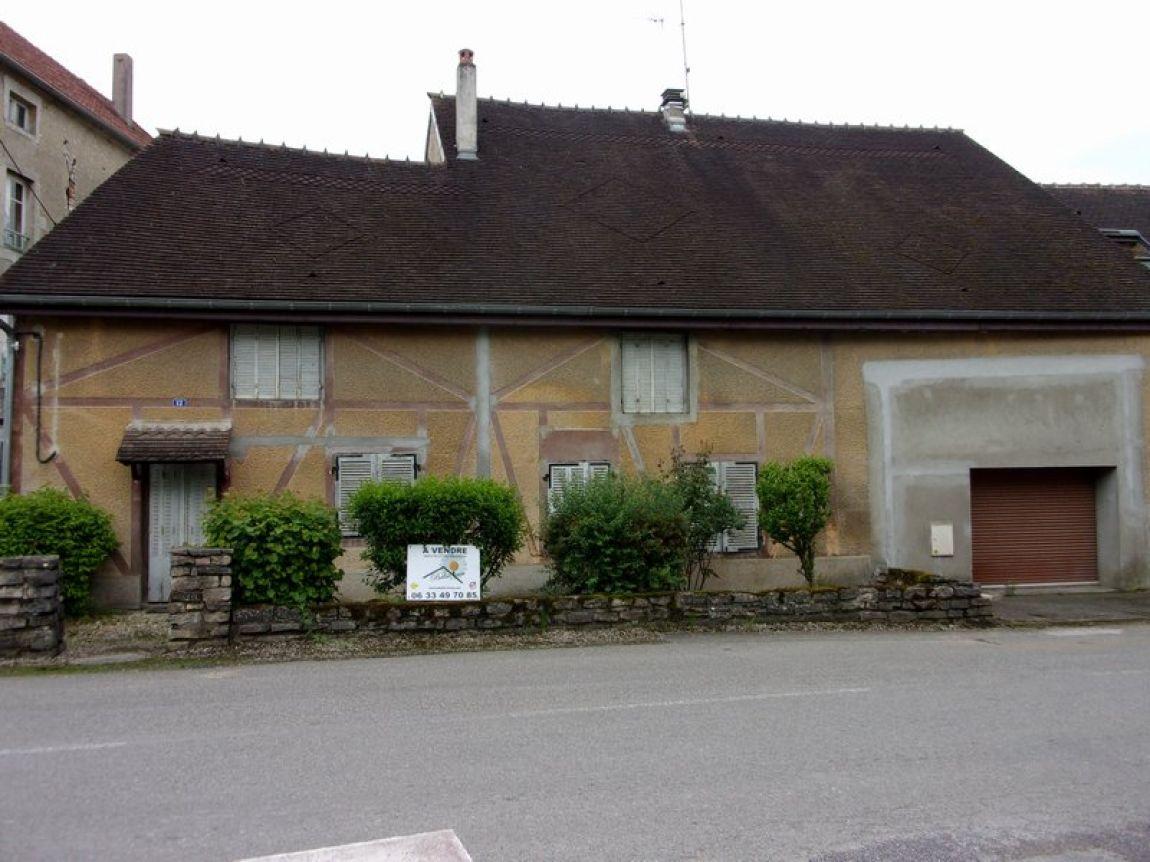 Vente maison remilly sur tille 21560 proche arc sur tille for Remilly sur tille