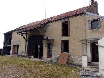 Vente maison Poncey les Athée, proche Auxonne - photo