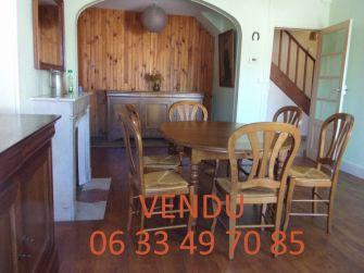 Vente maison LAMARCHE SUR SAONE moins de 10 km Auxonne - photo