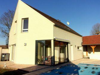 Vente maison Remilly-sur-Tille proche ARC SUR TILLE 21560 - photo